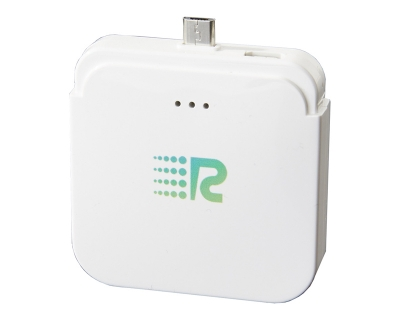 RUSH CHARGE Ladegerät Android Weiß