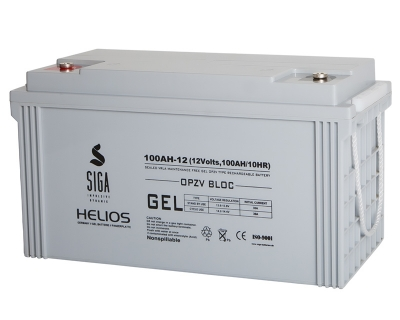 OPZV Gel Batterie 100AH 12V