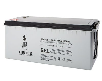 Gel Batterie 180AH 12V