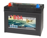Solar Batterie 70AH 12V Boot