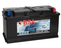 BSA Gel Batterie 100AH 12V
