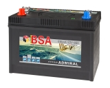 Solar Batterie 100AH 12V Boot
