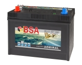 Solar Batterie 80AH 12V Boot