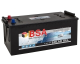 BSA Gel Batterie 240AH 12V