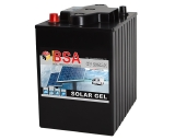 BSA Gel Batterie 6V 225AH
